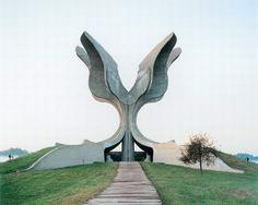 Spomenik Project - Jan Kempenaers
