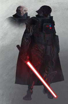 Darth Vader Redesign by Aaron Nakahara