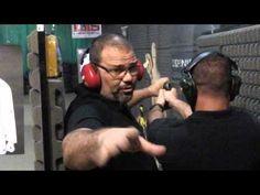 Travamento da arma no Decaf aula de kombato
