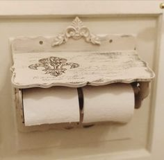 Toilet Paper, Container, Diy, Bricolage, Do It Yourself, Homemade, Toilet Paper Roll, Diys, Crafting