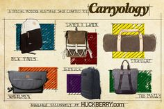 an entire review site about carrying things