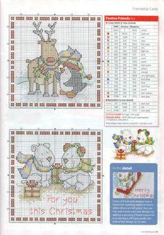Gallery.ru / Фото #14 - Cross Stitch Favourites 2014 Christmas - ivanivo
