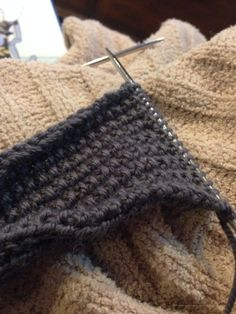 Love this stitch. K1 P1 on row 1 and knit row 2. Repeat these two rows. by lesa