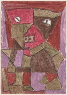Nomad Madre de Paul Klee (1879-1940, Switzerland)