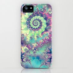 #iPhone #teal #case #phone #abstract