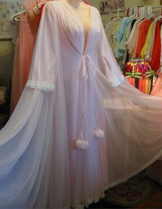 Vintage Nightgown by Sweet Cherry Vintage Lingerie