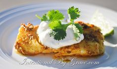 20 Minute Meal: Pan-Seared Curried Cod at IntentionalByGrace.com