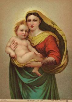 La Madonna di San Sisto | Raphael