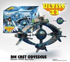 Ulysses 31 Odysseus