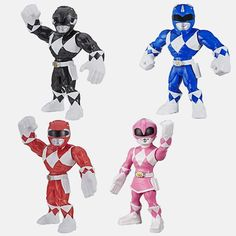 Power Rangers Action Figures, Rita Repulsa, Dump Cakes, Wave 3, Mighty Morphin Power Rangers, City Of Angels, Toys For Girls, Boy Or Girl, Arms