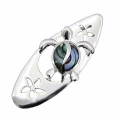 925 Silver Surfboard & Abalone Turtle Pendant Hawaiian Jewelry Hawaiian Silver Jewelry, http://www.amazon.com/dp/B003IG8FEG/ref=cm_sw_r_pi_dp_olLpqb15DET4N