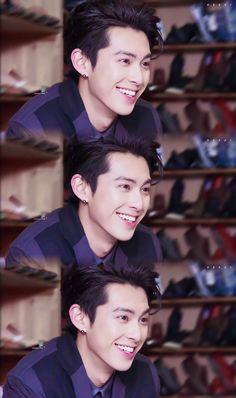 Love his own way of smiling Meteor Garden Cast, Meteor Garden 2018, Chengdu, Darren Wang, F4 Boys Over Flowers, Handsome Korean Actors, A Love So Beautiful, Cute Actors, 2 Movie