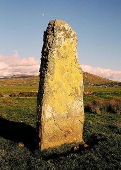 Cross Beach, Co. Mayo, Ireland,  I have seen theses stones there beautiful.