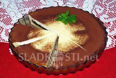 Czech Recipes, Ethnic Recipes, Tiramisu, Cheesecake, Treats, Sweet, Desserts, Food, Mascarpone
