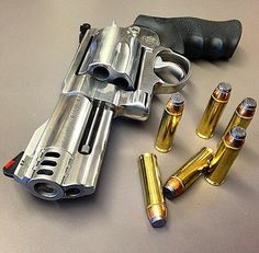 Chrome revolver, guns, weapons, self defense, protection, 2nd amendment, America, firearms, munitions #guns #weapons