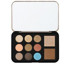 Bh cosmetics: Bronze Paradise - Eyeshadow, Bronzer & Highlighter Palette