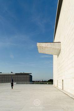 Palazzo dei Congressi di Roma @internoinbakelite.wordpress.com