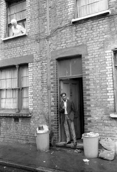 Tower Hamlets East London UK 1978 - Homer Sykes