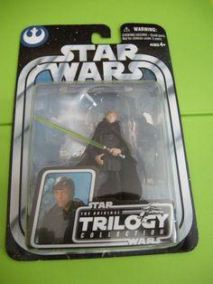 Star Wars ~ The Original Trilogy Collection ~ Luke Skywalker #Hasbro
