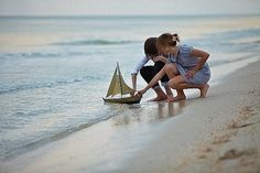 Come sail away.