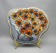 Heljä Liukko-Sundström Tiffany Stained Glass, China Art, Pottery Vase, Scandinavian Design, Finland, Ceramics, Fabric, Painting, Vases