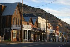 C Street in Virginia City | Courtesy of Virginia City Tourism Commission