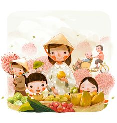 The Moments in Life by Bao Tin