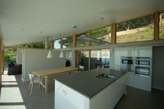 The Deepstone House by Simon Winstanley Architects