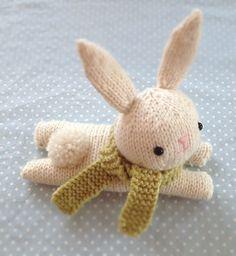 Patron amigurumi tricot Bunny modèle téléchargement par AmyGaines