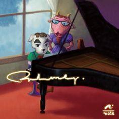 K.K. Étude Games AF, AF+, AC, AFe+, WW, CF, NL, HHD Mood A little sad... Owned by Kitty, Pierce, Valise, Jambette (HHD), Willow, Velma (NL), Olivia (AF, AF+, AC), Nan (NL), Louie (NL) Characters on cover Velma Live Aircheck Music Box Music K.K. Slider songs Agent K.K. • Aloha K.K. • Bubblegum K.K. • Café K.K. • Comrade K.K. • DJ K.K. • Forest Life • Go K.K. Rider • Hypno K.K.• I Love You • Imperial K.K. • K.K. Adventure • K.K. Aria • K.K. Ballad • K.K. Bazaar • K.K. Birthday • K.K. Blues…