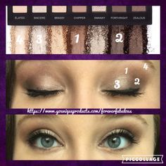 A soft, simple eye look using Younique Moodstruck Addiction Palette 1! https://www.youniqueproducts.com/foreverfabulous