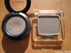 MAC Copperplate = Catrice Starlight Expresso
