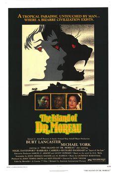 """"""" L'île du Docteur Moreau de Don Taylor (1976)"""