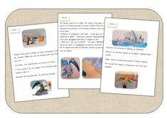 *Lecture: le loup qui voulait faire le tour du monde - Meroute en clis Album Jeunesse, School Tool, Learn French, Continents, Projects To Try, Kids, Montessori, Classroom Ideas, Craft