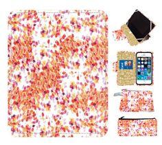 Orange iPad Mini 4 Case Orange iPad Mini 4 by superpowerscases