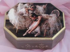 Ballerina jewelry box girls jewelry box ballet by BellesAmiesDecor #jewelrybox #ballerinabox