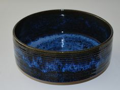 Finn Lynggaard, bowl stoneware, own studio, Denmark.