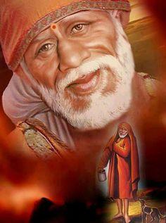 Sai Baba Pictures, Sai Baba Photos, God Pictures, Shirdi Sai Baba Wallpapers, Shiva Parvati Images, Sathya Sai Baba, Baba Image, Om Sai Ram, Butterfly Wallpaper