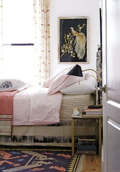 rebecca atwoods bedroom at home