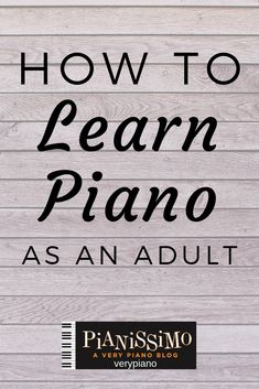 1051 Best Piano Parents images in 2019 | Music ed, Music lessons