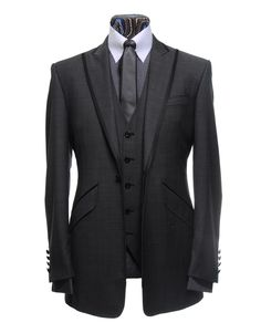 LOOOVE William Hunt suits.  I have two now (and a jacket, and a shirt)