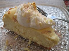 Favourite Old English Recipes From Your Childhood: Lemon Cheesecake Like Mother Used To Make