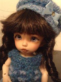 Recast Pukifee Ante Tiny  Resin Bjd Doll