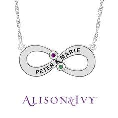 Allison & Ivy- Endless Love Necklace