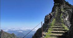 Pico do Arieiro na Ilha da Madeira #viagem #lisboa #portugal