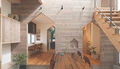 滋賀県 建築設計事務所 建築家 ALTS DESIGN OFFICE (アルツ デザイン オフィス)