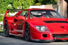 1992 Ferrari F40 w/ LM Conversion
