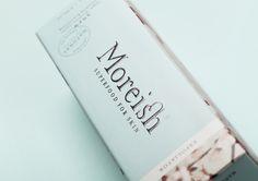 Moreish skincare — The Dieline - Branding & Packaging