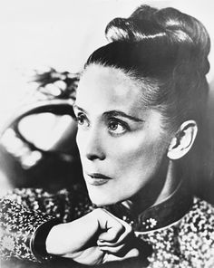 Martha Graham Founder of Modern Dance and Graham Technique... THAT FACE!