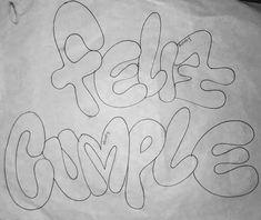 Graffiti Lettering Fonts, Hand Lettering Alphabet, Cursive Letters, Monogram Letters, Lettering Design, Doodle Art Letters, Drawing Letters, Free Handwriting, Alphabet Images